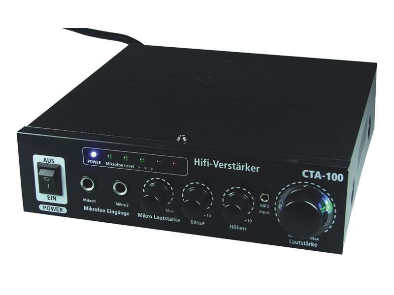 TIPA CTA-100, 100W