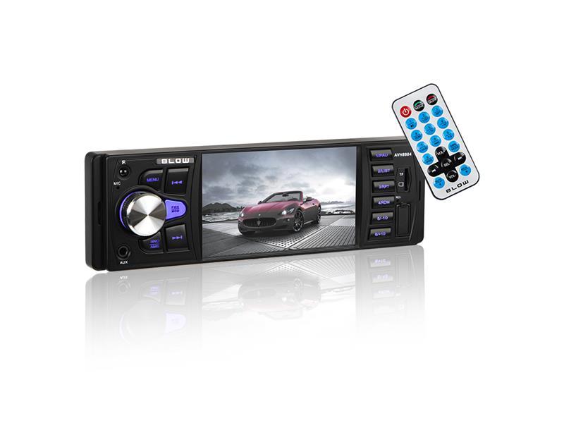 Autorádio BLOW AVH-8984 MP5, USB, SD, MMC, FM, BLUETOOTH + dálkový ovladač