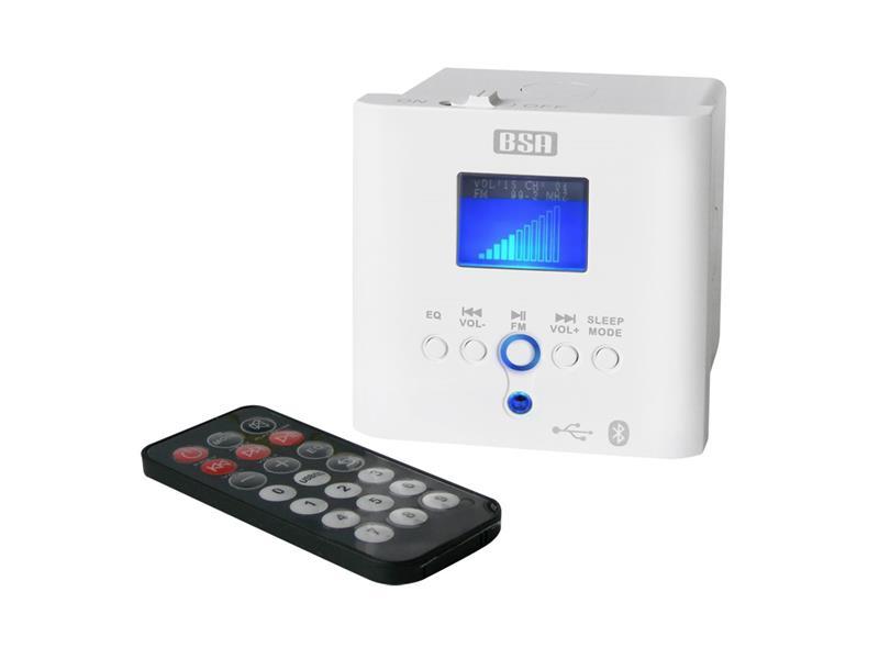 OEM Přehrávač USB/MP3, FM tuner, 2x15W, typ WA215BT