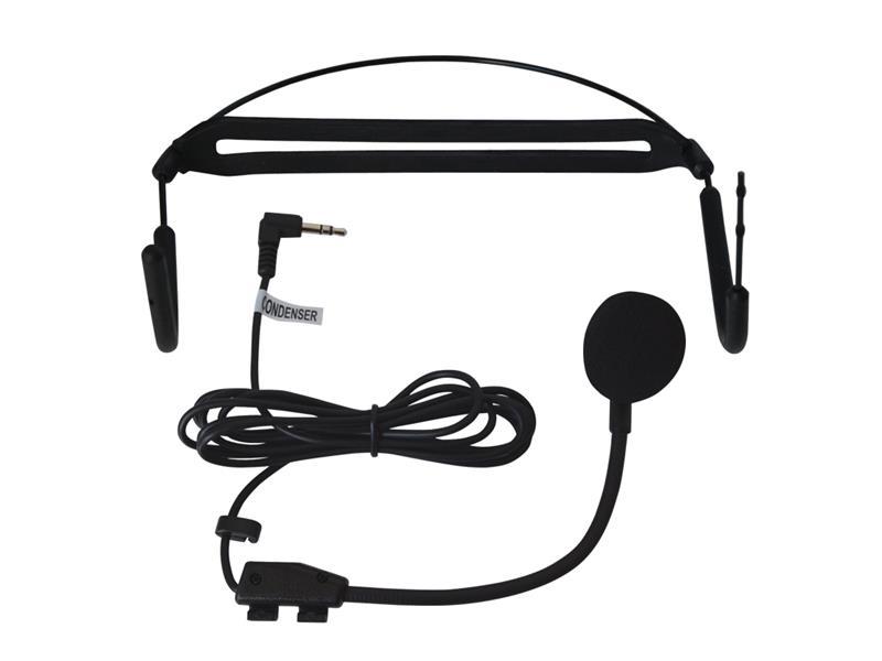Mikrofon SHOW HM-28L náhlavní kondenzátorový