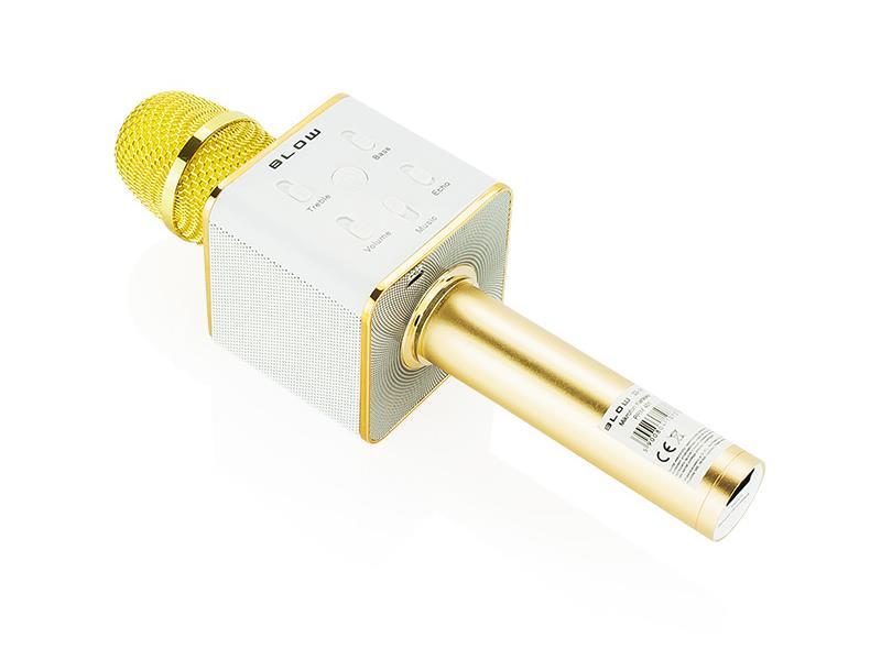 Karaoke mikrofon BLOW PRM401 GOLD