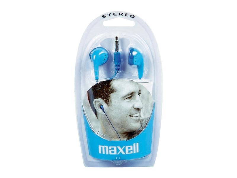 Sluchátka Maxell 303453 EB-98 Blue