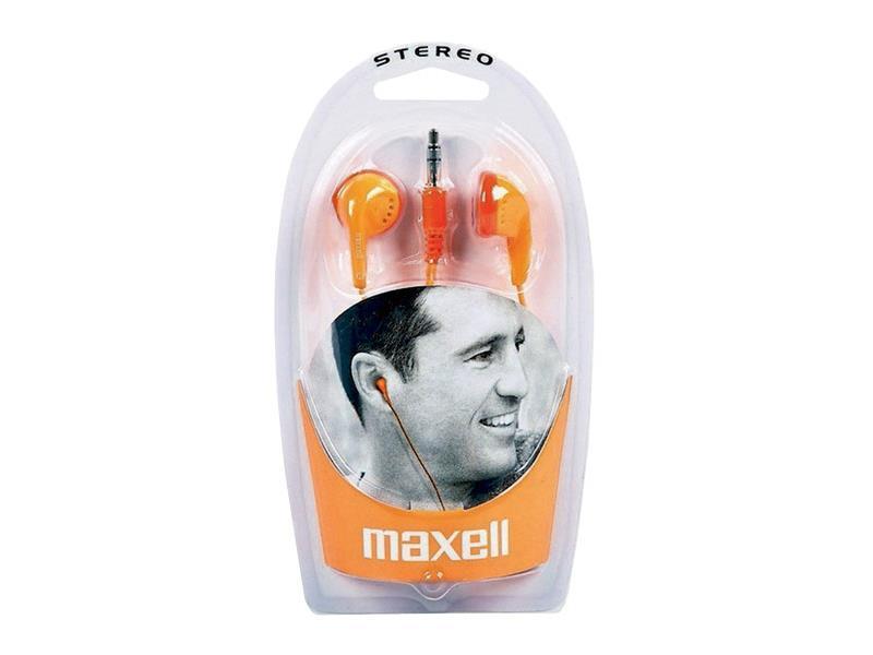 Sluchátka Maxell 303500 EB-98 Orange