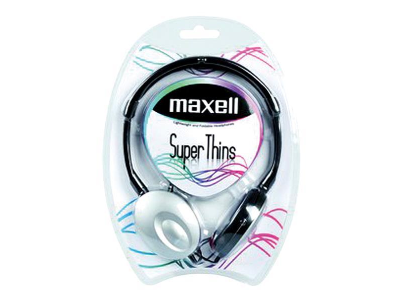 Sluchátka Maxell 303474 STL-S ST