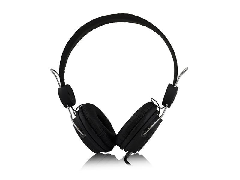 Sluchátka přes hlavu LTC 53 černá