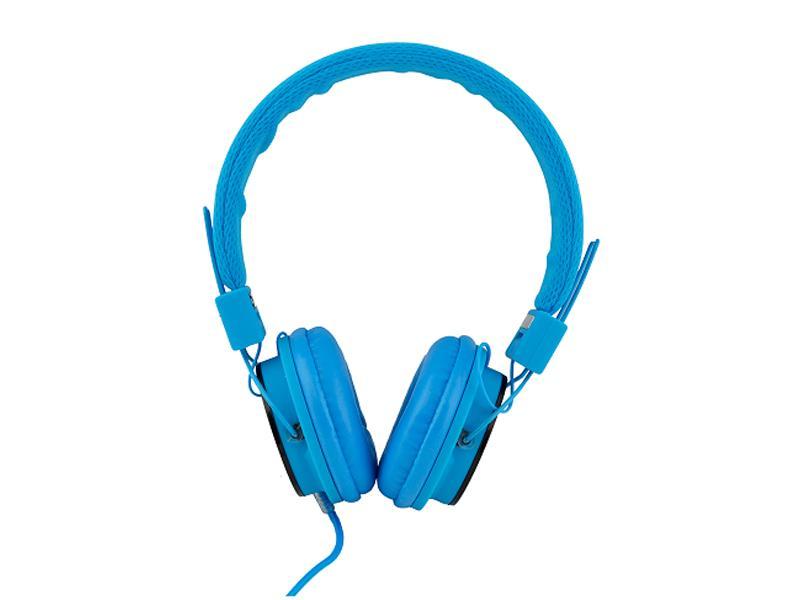 Sluchátka přes hlavu LTC 66 modrá