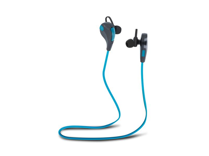Sluchátka do uší FOREVER BSH-100 BLUETOOTH BLUE