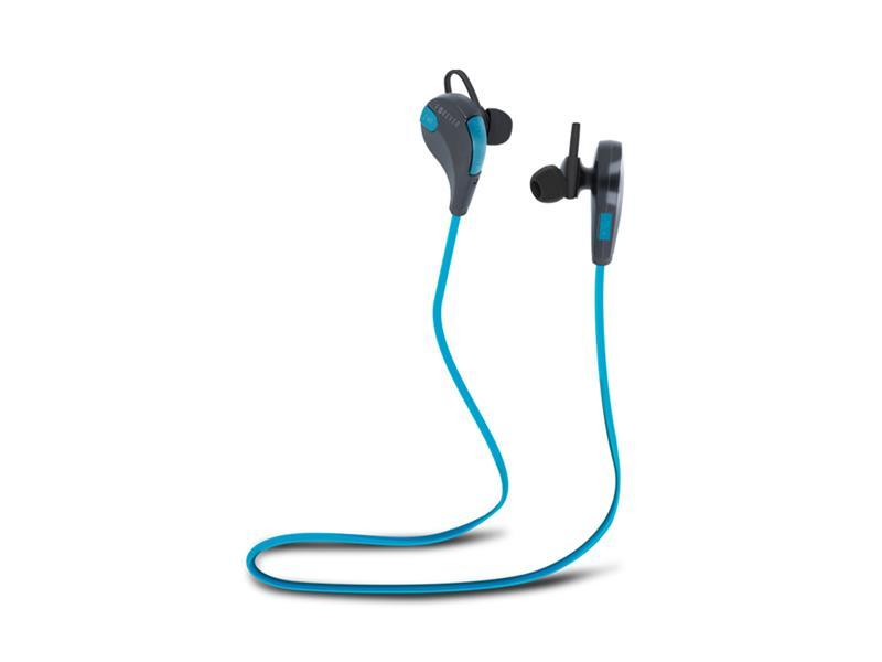 Sluchátka do uší FOREVER BSH-100 BLUETOOTH modrá