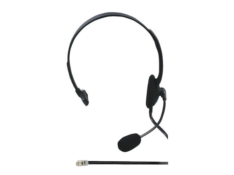 Sluchátka s mikrofonem KÖNIG CMP-HEADSET28
