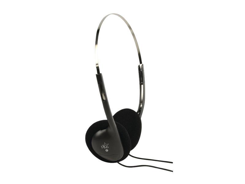Sluchátka přes hlavu HQ-HP112LW