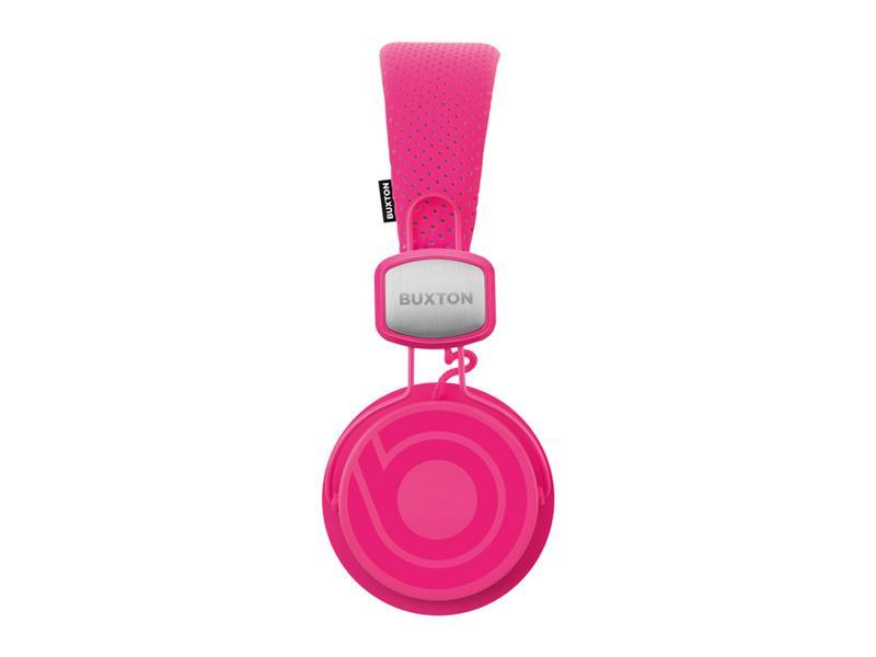 Sluchátka BUXTON BHP 8620 růžová