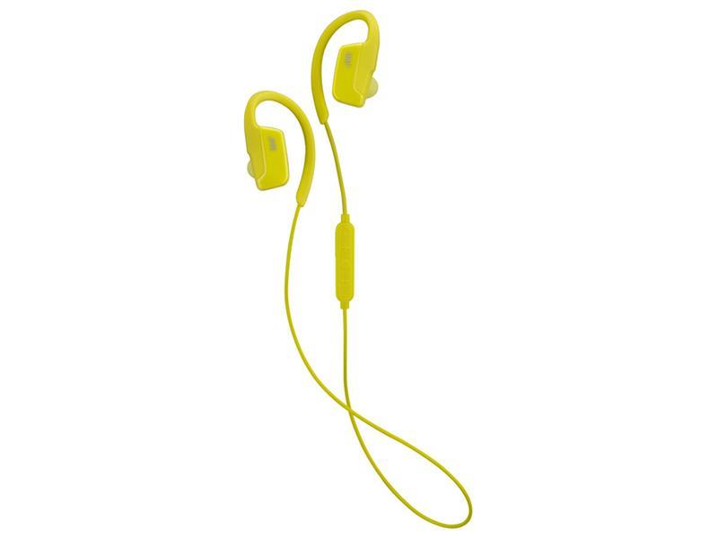 Sluchátka JVC HA-EC30BT Y Bluetooth, sportovní