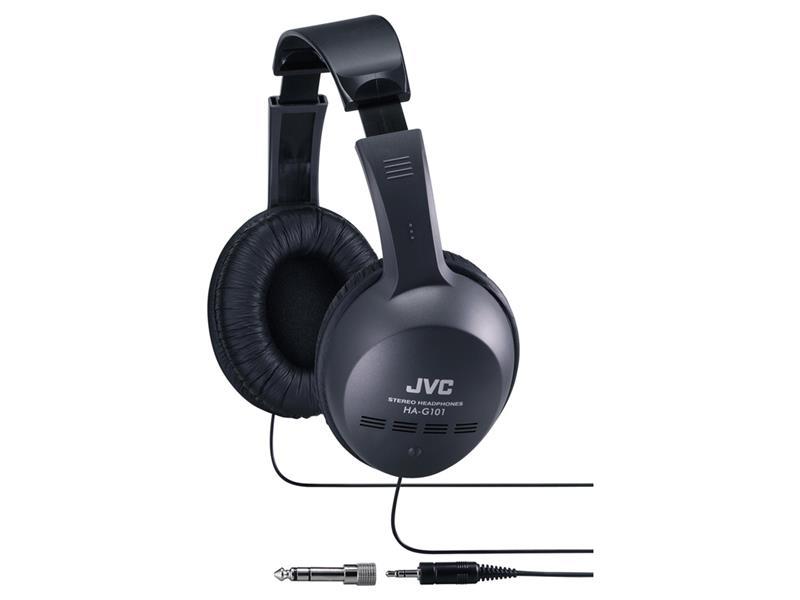 Sluchátka JVC HA G101 uzavřená