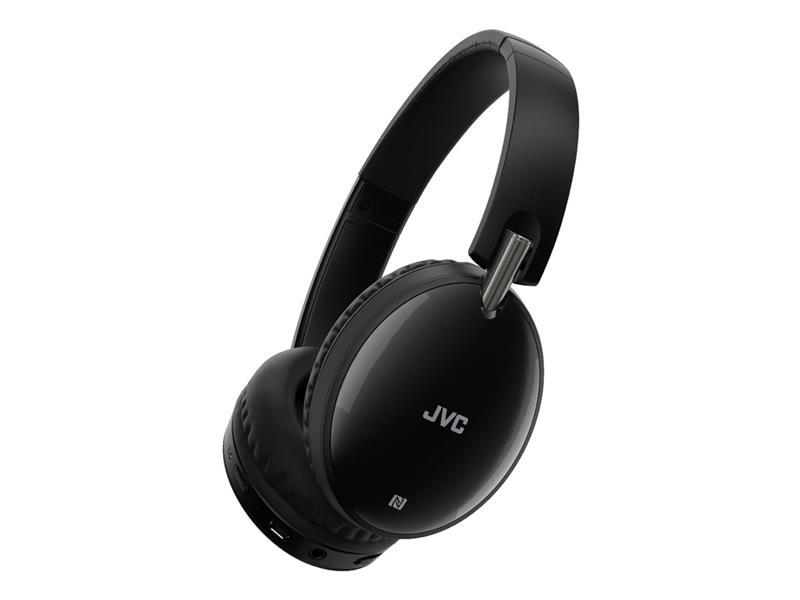 Sluchátka JVC HA-S70BT B Bluetooth uzavřená, bezdrátová