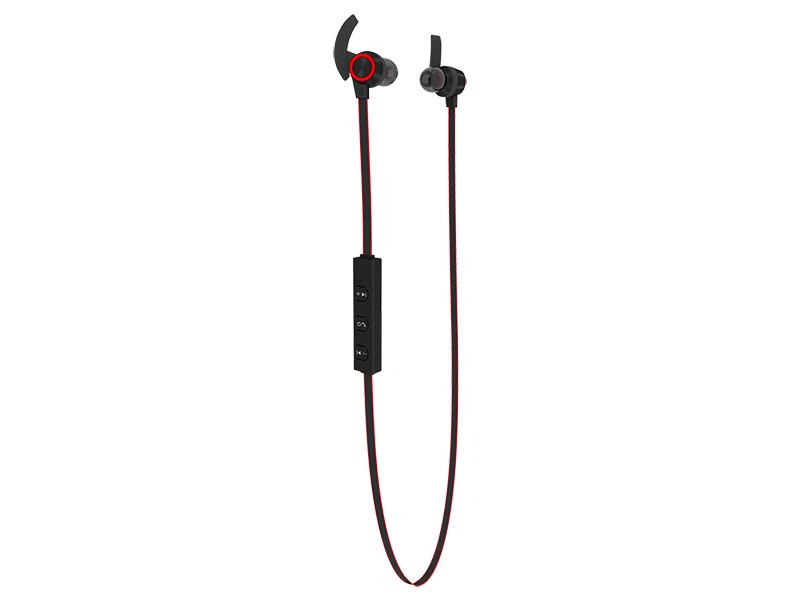 Sluchátka Bluetooth BLOW DYNAMIC BLUETOOTH RED/BLACK
