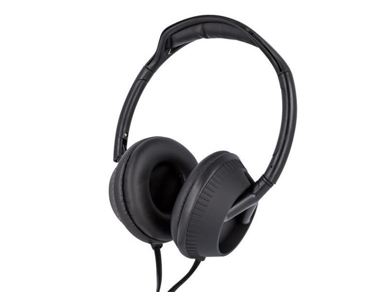Sluchátka přes hlavu FOREVER CM-400 černá