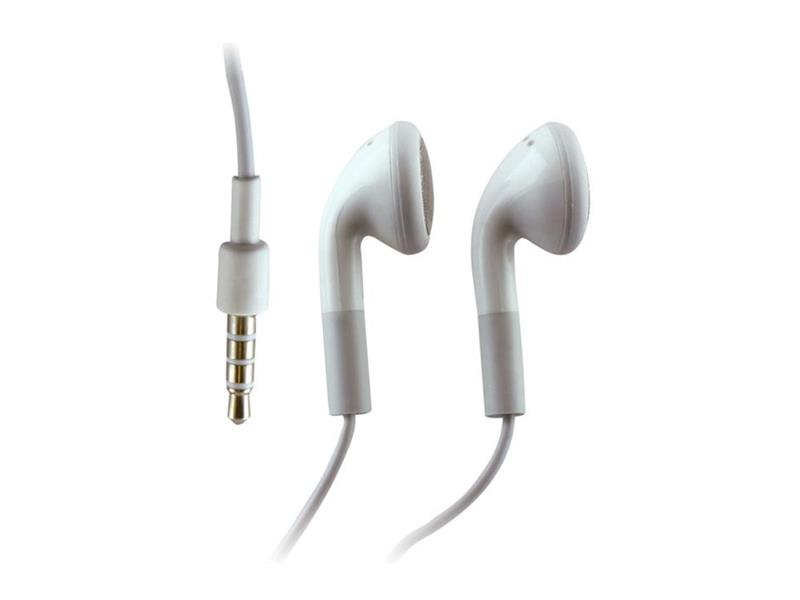 Sluchátka do uší IPHONE FOREVER WHITE
