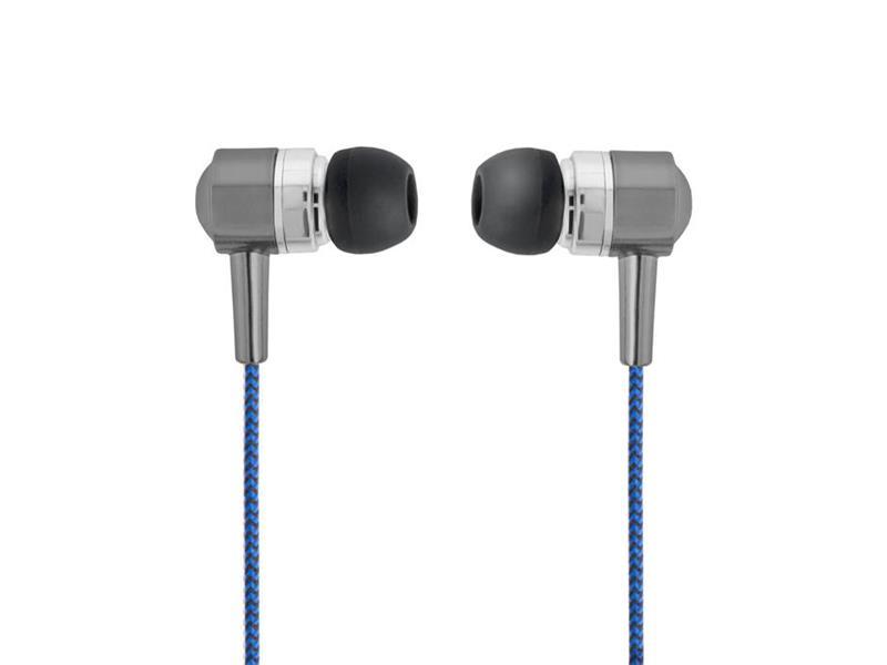 Sluchátka do uší FOREVER SE-120 modrá