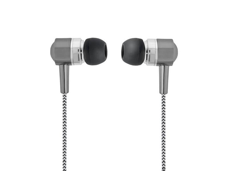 Sluchátka do uší FOREVER SE-120 černá