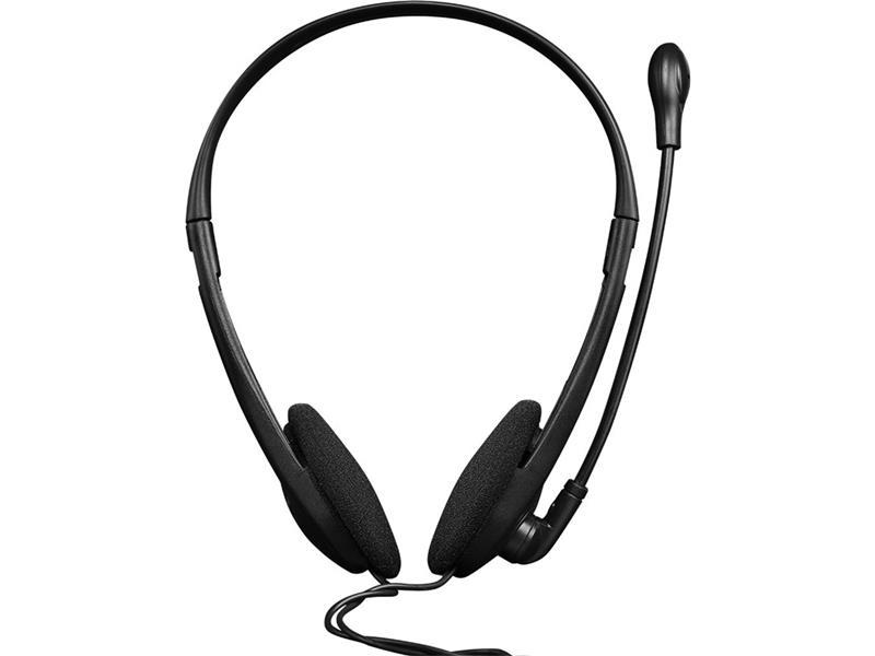 Sluchátka přes hlavu CANYON CNS-CHS01BO s mikrofonem