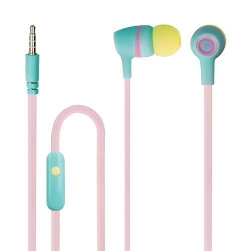 Sluchátka do uší FOREVER JSE-200 PASTEL