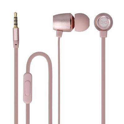 Sluchátka do uší FOREVER MSE-100 ROSE GOLD