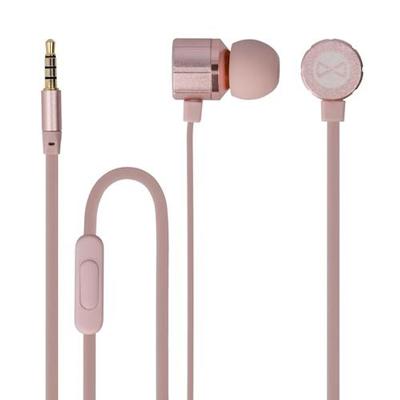 Sluchátka do uší FOREVER MSE-200 ROSE GOLD