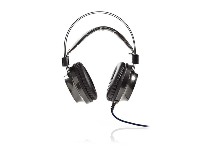 Sluchátka přes hlavu NEDIS GHST400BK