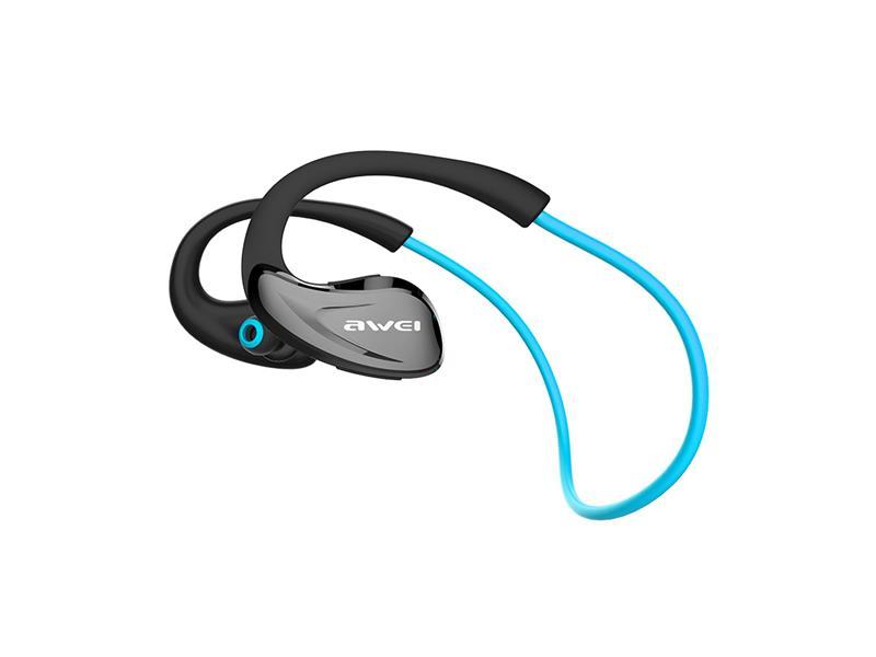 Sluchátka Bluetooth AWEI A880BL modrá
