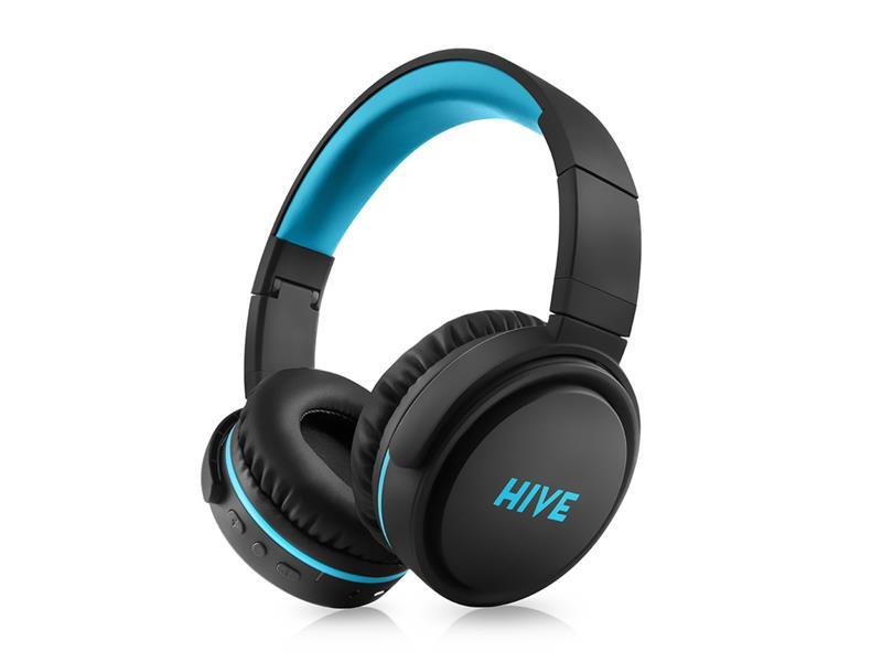 Sluchátka NICEBOY HIVE XL černá