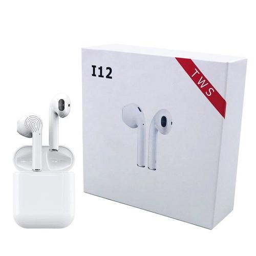 Sluchátka Bluetooth TWS I12