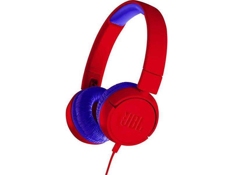 Sluchátka Bluetooth JBL JR300 RED
