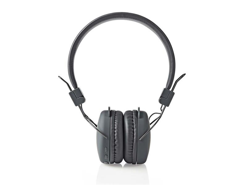Sluchátka Bluetooth NEDIS HPBT1100GY