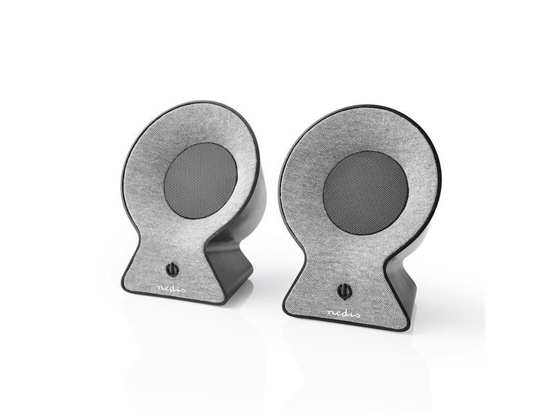 Reproduktor Bluetooth NEDIS FSBS120GY