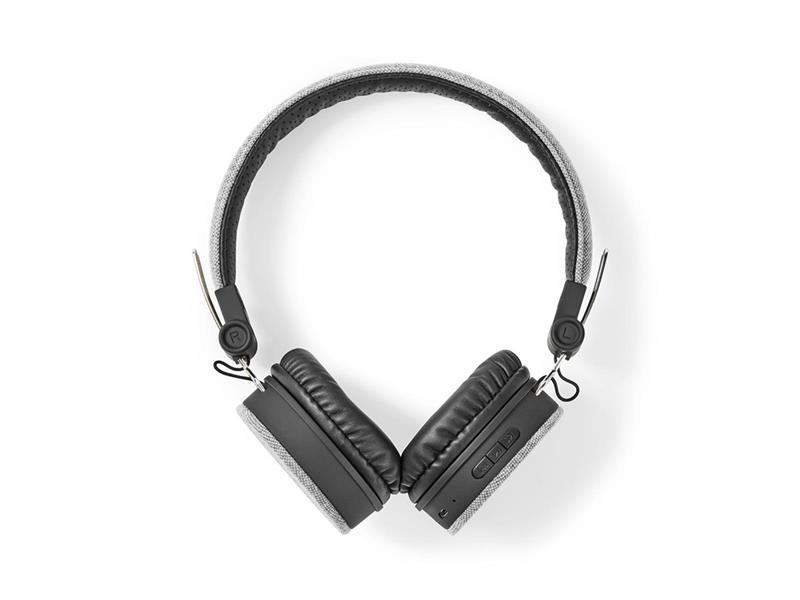 Sluchátka Bluetooth NEDIS FSHP250GY