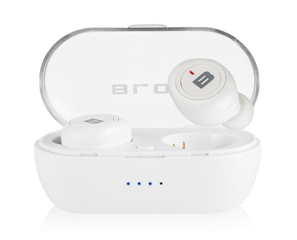 Sluchátka Bluetooth BLOW BTE100 WHITE