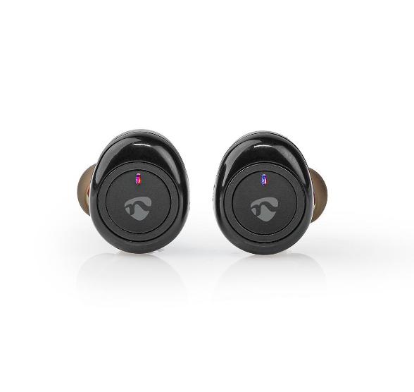 Sluchátka Bluetooth NEDIS HPBT1050BK