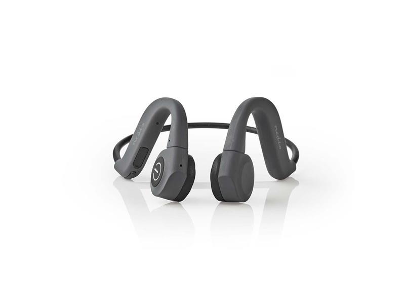 Sluchátka Bluetooth NEDIS HPBT5400GY