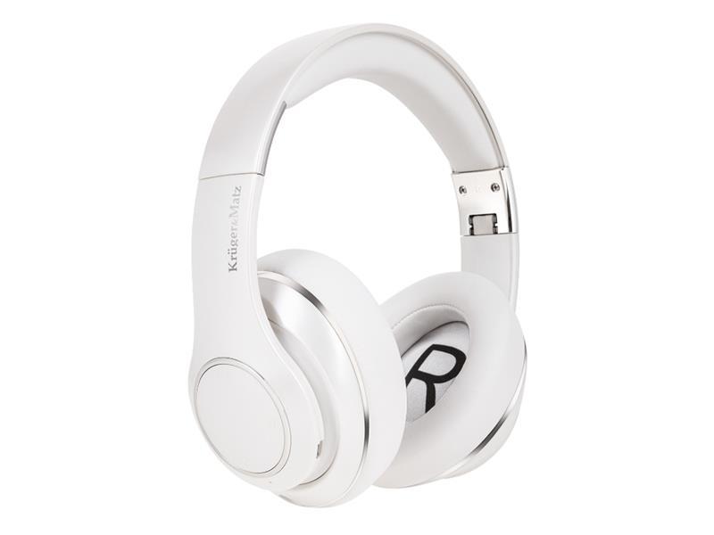 Sluchátka Bluetooth KRUGER & MATZ Street 3 Wireless White
