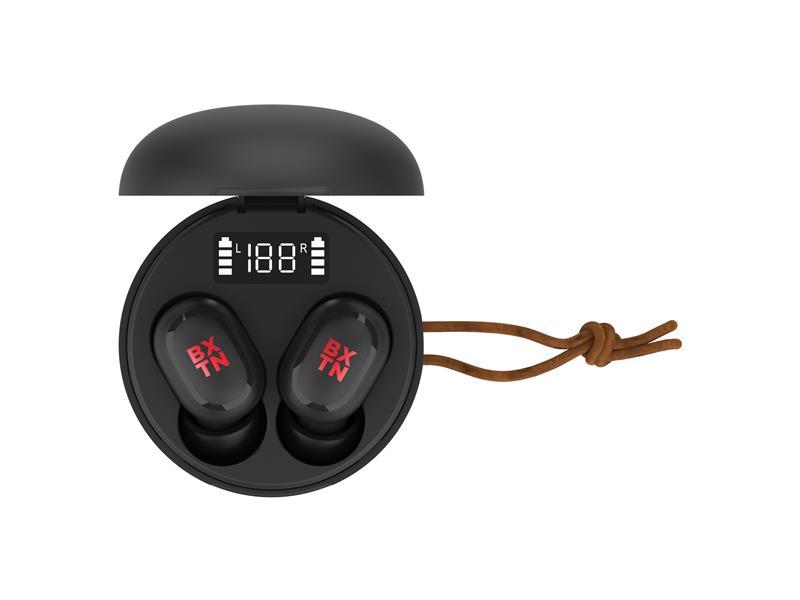 Sluchátka Bluetooth BUXTON REI-TW 051 TWS BLACK