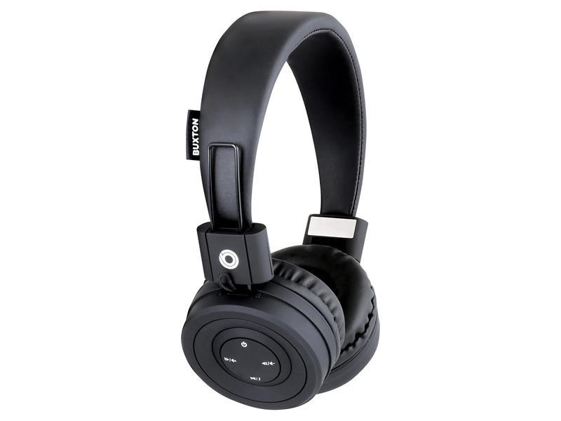Sluchátka Bluetooth BUXTON BHP 7501 mk2 BLACK