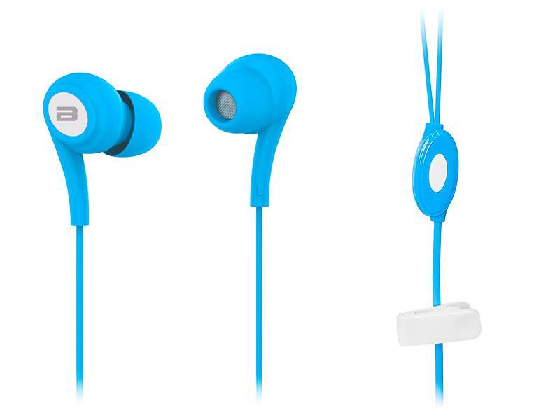 Sluchátka BLOW B-15 BLUE
