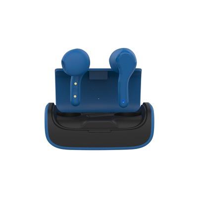 Sluchátka Bluetooth TWS K28 modrá