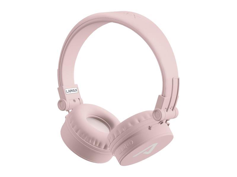 Sluchátka Bluetooth LAMAX Blaze2 Pink