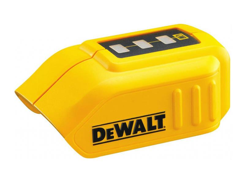 Adaptér nabíjecí XR USB DEWALT DCB090