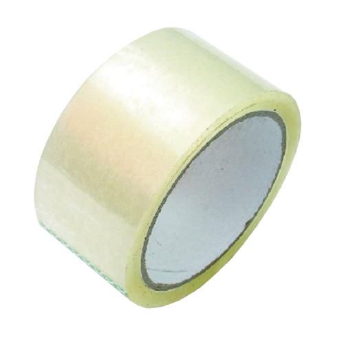 Páska balící PP 25mm/66m TRANSPARENT