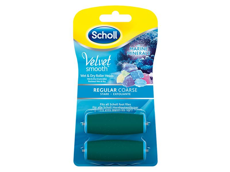 Hlavice SCHOLL VELVET SMOOTH REGULAR DIAMOND 2ks