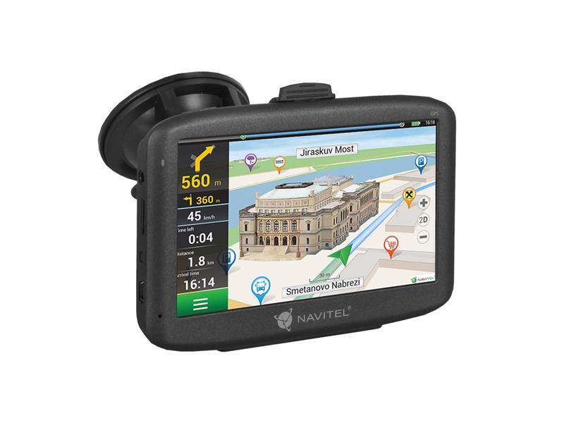 GPS navigace NAVITEL E500