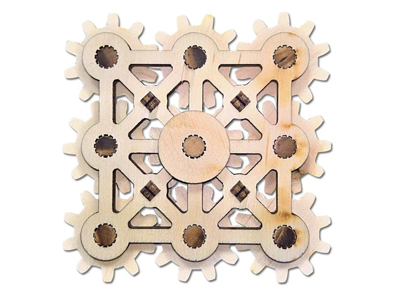 Puzzle 3D EWA MAXI TWISTER - SPINNER