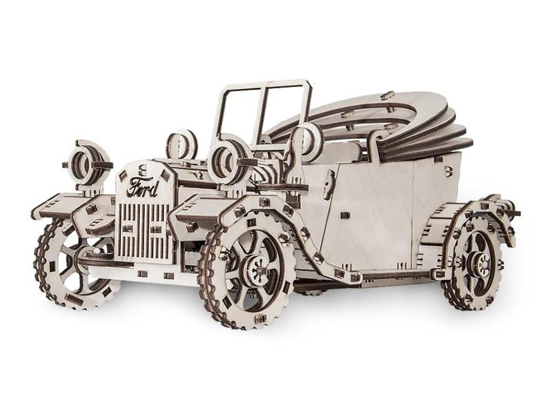 Puzzle 3D FORD T